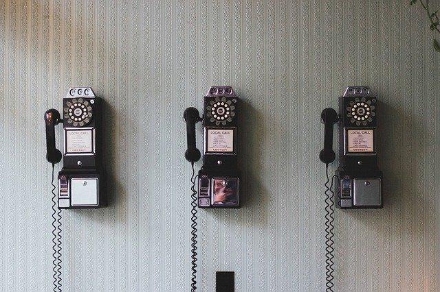 teléfonos antiguos